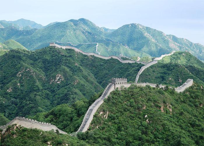 Oltre la Grande Muraglia